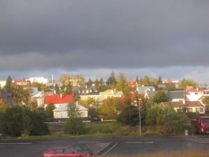 Reykjavík - capital of Iceland